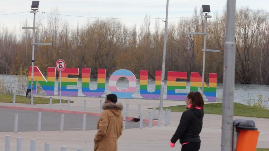 El Deliberante tenía los acuerdos para votar el cupo trans pero lo aplazó hasta el 13 de agosto por reglamentarismo. Foto Oscar Livera.