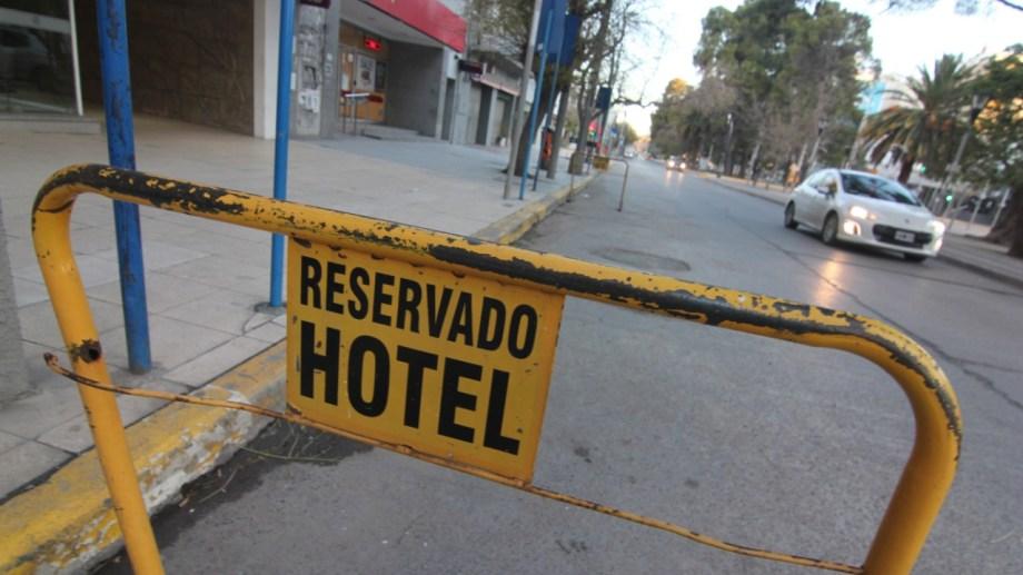 Los establecimientos  hoteleros de Neuquén observan una perspectiva crítica para el sector. Foto: archivo Oscar Livera.