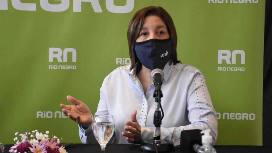 La gobernadora Carreras firmará un decreto que formalizará el anuncio