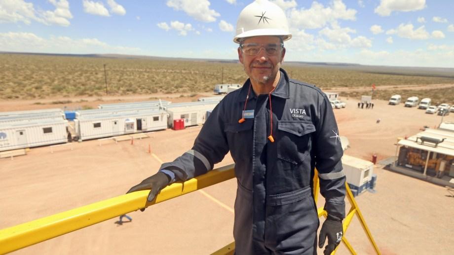 La petrolera de Miguel Galuccio firmó un acuerdo de inversión para potenciar el desarrollo de un área de Vaca Muerta.