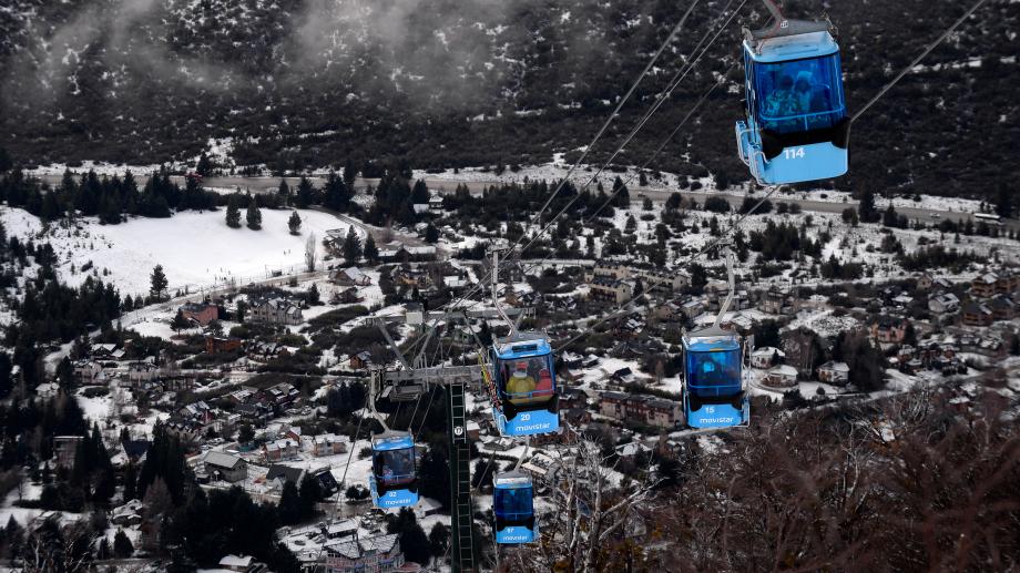 La inversión prometida por la concesionaria para el cerro es de 22 millones de dólares. Foto: archivo