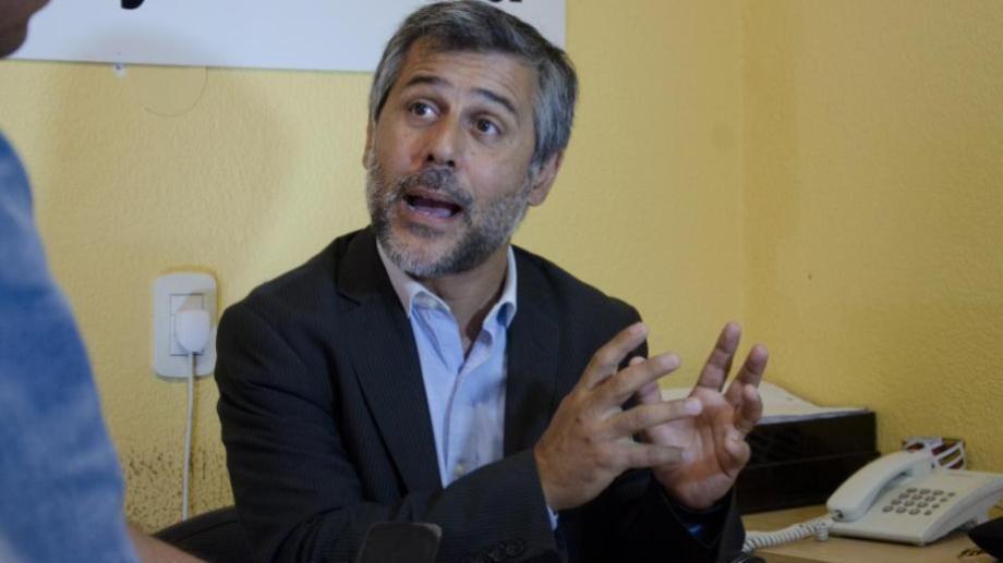 """El concejal Pablo Chamatrópulos solo argumentó que se retiró """"por razones personales"""". Foto: archivo"""