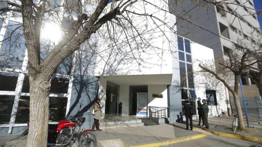 Barresi estuvo internado en el hotel de la Unter primero y hoy concluye su paso por la clínica Roca. (foto: archivo)