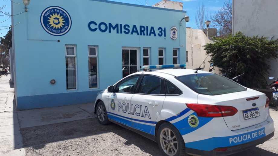 El joven estuvo detenido en la Comisaría 31 del barrio de las 250 Viviendas, en Roca. (foto: archivo)