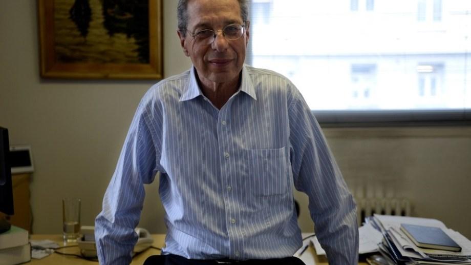 Daniel Marx fue secretario de Hacienda y varias veces negociador por la deuda externa nacional. Foto: archivo.
