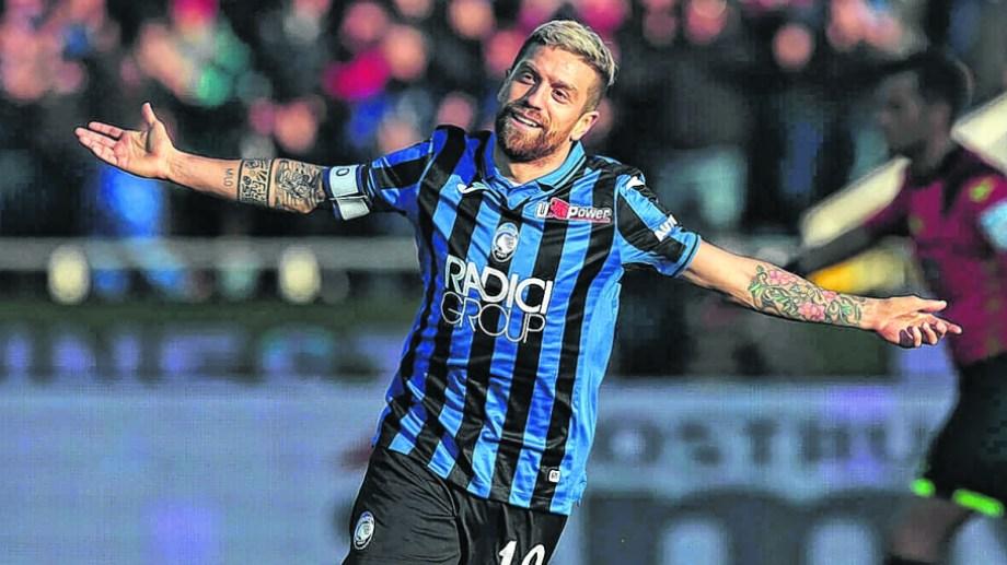 El Papu es una de las figuras del Atalanta, la sorpresa de la Serie A.