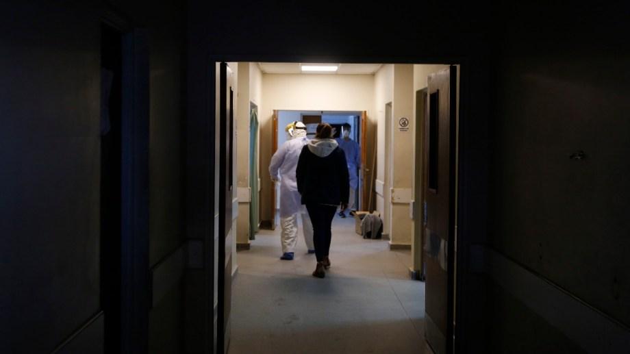 La frágil relación entre profesionales y funcionarios de la Salud se agudizó la semana pasada. (foto: archivo)