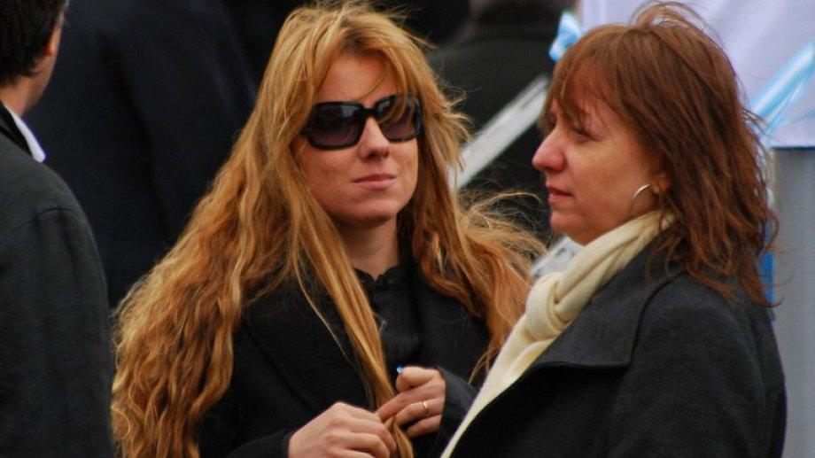 Natalia Mercado es hija de Alicia Kirchner y sobrina de Cristina Fernández. (foto gentileza)