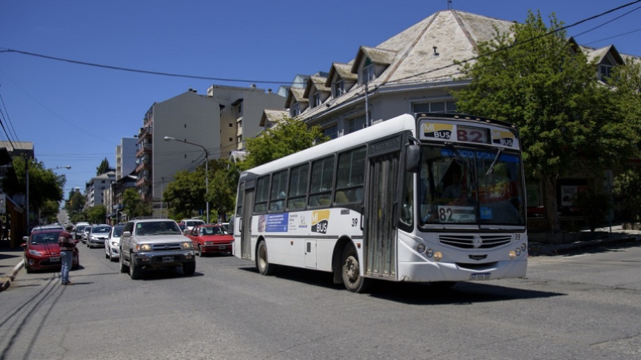 La empresa Mi Bus recibe aportes del municipio para poder funcionar. Archivo