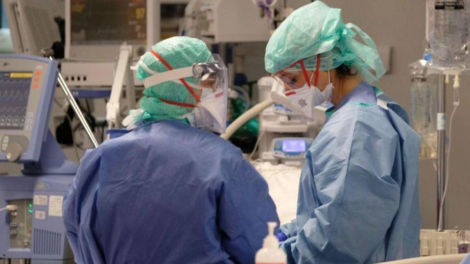 Hay preocupación por la exposición del personal de Salud, en primera línea de atención.-
