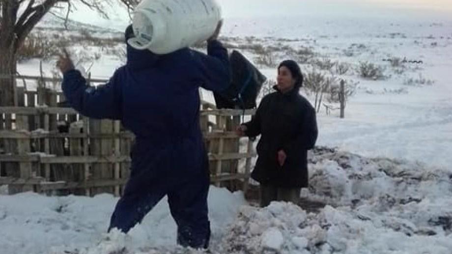 El gas es un recurso muy necesario para afrontar la crudeza del invierno. (Foto: gentileza)