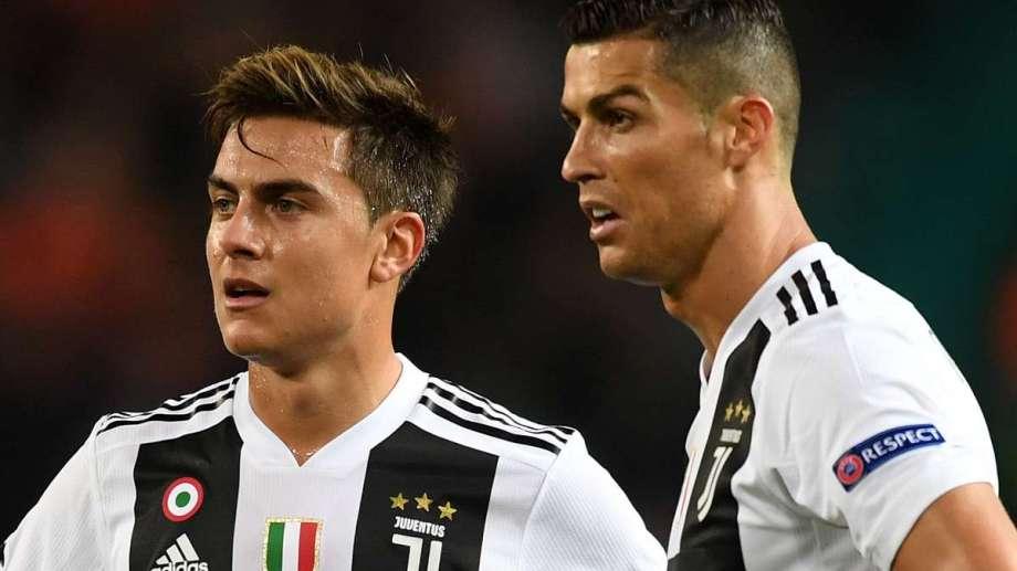 Dybala y Cristiano Ronaldo, la dupla que quiere llevar a la Juve hacia un nuevo scudetto.