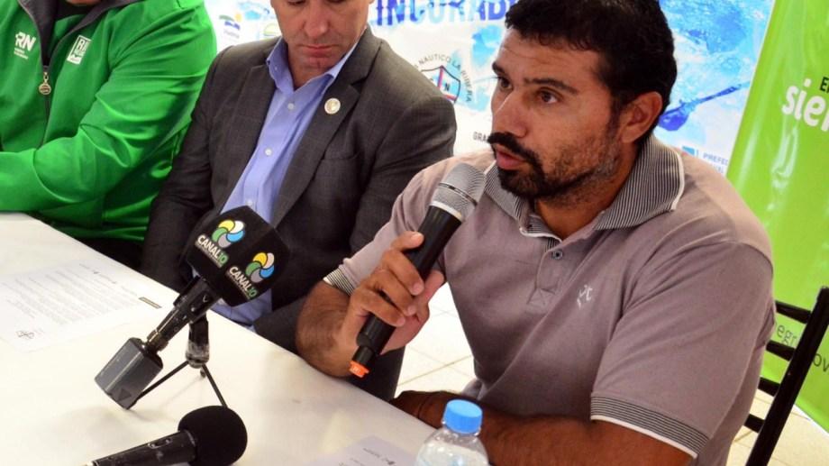 Néstor Pinta se desempeñaba como director de la Escuela Municipal de Canotaje al momento de los hechos denunciados. Foto: archivo.