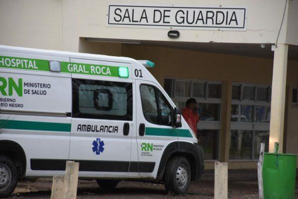 Murió el joven que había caído del techo de una iglesia en Roca
