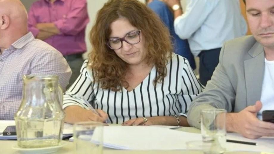 La legisladora del Frente de Todos es la nueva titular del Consejo de la Niñez. Foto: archivo.