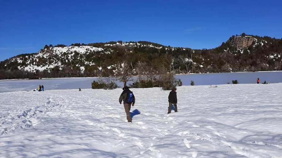 El Parque Nacional Lanin inició la segunda fase de reapertura. (Gentileza).-
