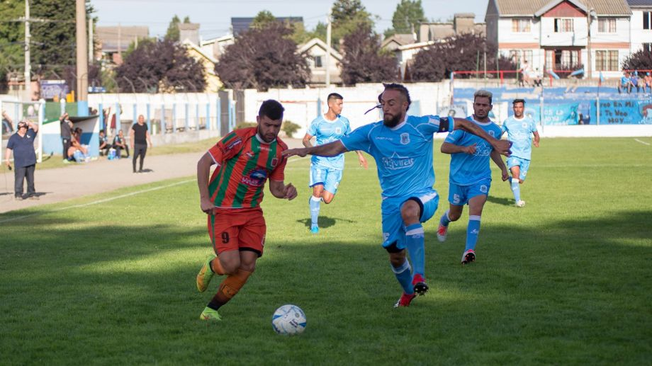 Franco Montero retornó a Puerto Moreno y anotó el gol del empate ante Alianza (Foto de archivo de Marcelo Martínez)