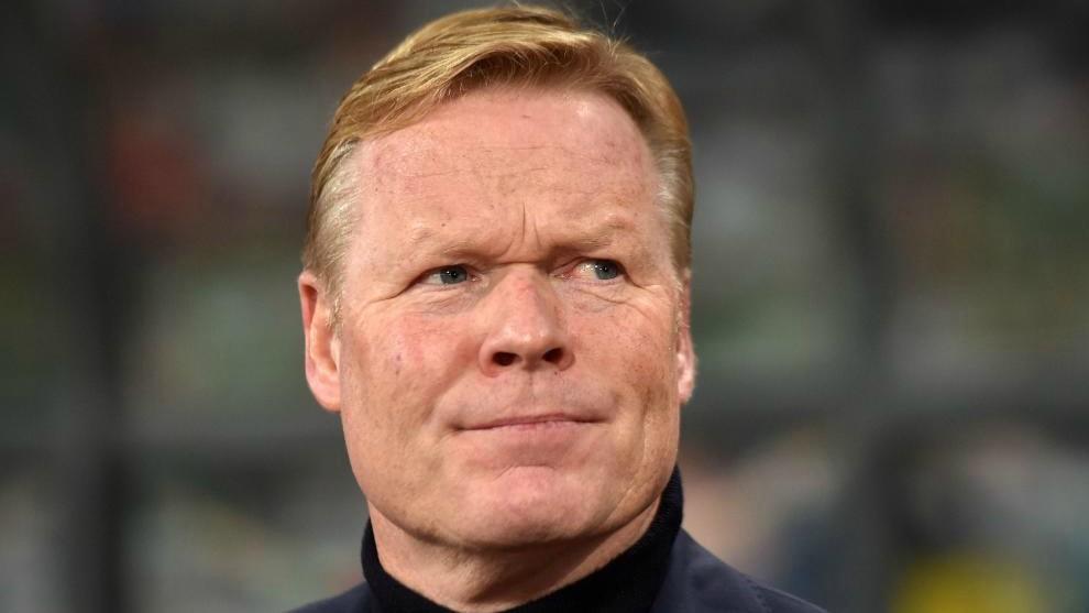 Koeman a assuré que c'était le moment d'accepter de diriger Barcelone  - Foot 2020