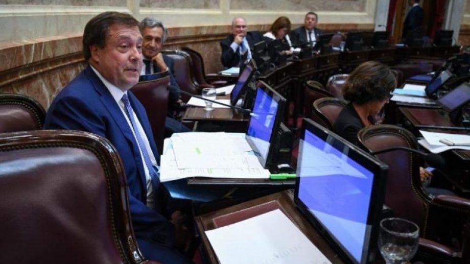El ex gobernador planteó que es necesario mayor agilidad en los procesos.-