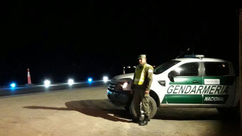 La Justicia dispuso la intervención de Gendarmería. Foto: archivo.