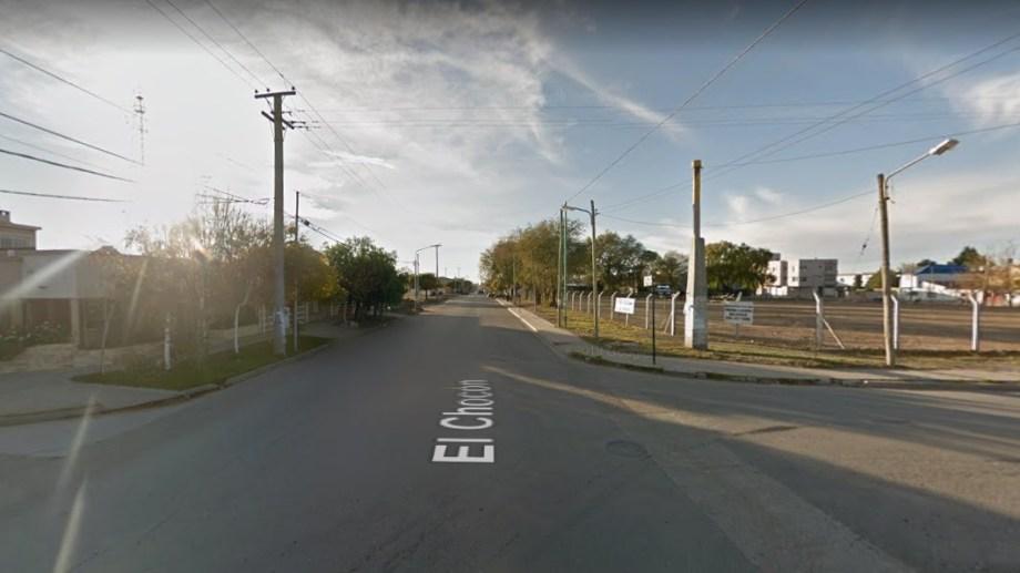 Un joven de 20 años murió ayer en un accidente de transito en Neuquén. (Foto: Google Msps).