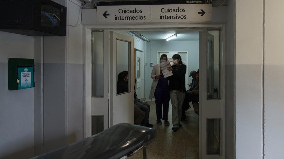 Bariloche sigue con un descenso sostenido de casos de covid-19. (Foto: archivo)