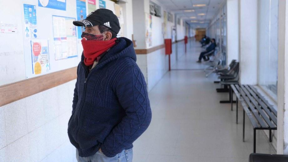 En Bariloche, 1.656 personas contrajeron la COVID.19 en estos casi 6 meses de pandemia de los cuales 1.375 se curaron y 32 murieron. (Foto: Alfredo Leiva)