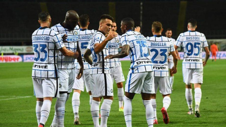 Inter derrotó a Atalanta y se quedó con el segundo puesto.