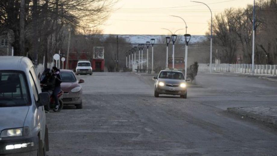 La ciudad tiene 29 casos activos, situación que genera preocupación en la población. (Foto. José Mellado)
