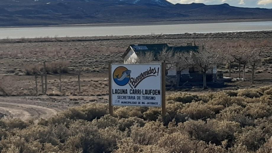 Históricamente la laguna fue el lugar predilecto para los jacobaccinos a la hora del esparcimiento y la recreación. (Foto: José Mellado)