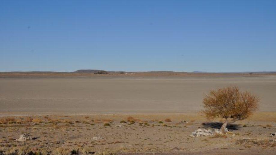 Hace tres meses, el lugar lucía completamente seco. (Foto: José Mellado).