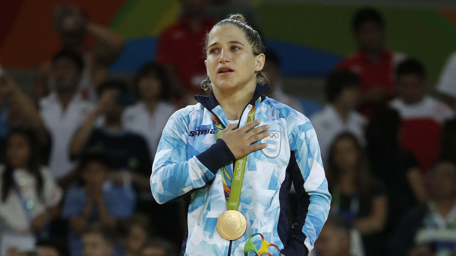 La hazaña dorada de la Peque Pareto en Rio 2016 cumple cuatro años