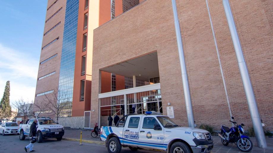 El caso es investigado por el fiscal Luciano Garrido quien esperará el lunes los resultados de la autopsia. (foto: archivo)