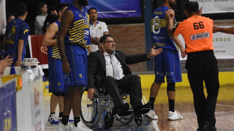 El entrenador seguirá su carrera en Ciclista de Junín.