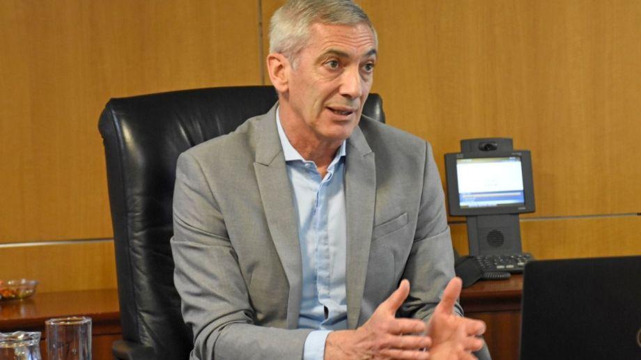 El ministro de Economía, Guillermo Pons, encabeza las negociaciones con los acreedores. Foto: archivo Florencia Salto.