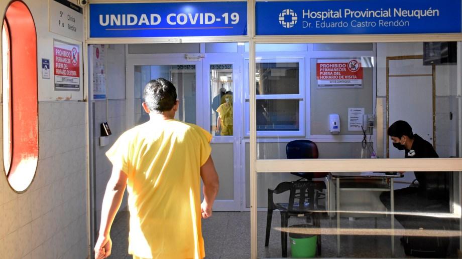 La cantidad de muertes por coronavirus se incrementó fuertemente los últimos días. (Foto: Archivo Florencia Salto).-