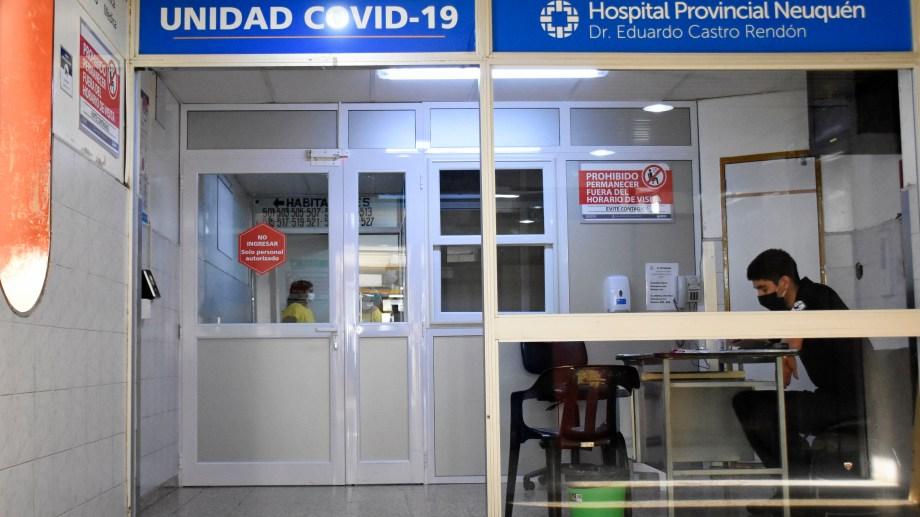 Los hospitales de la región tienen sus terapias intensivas al límite.