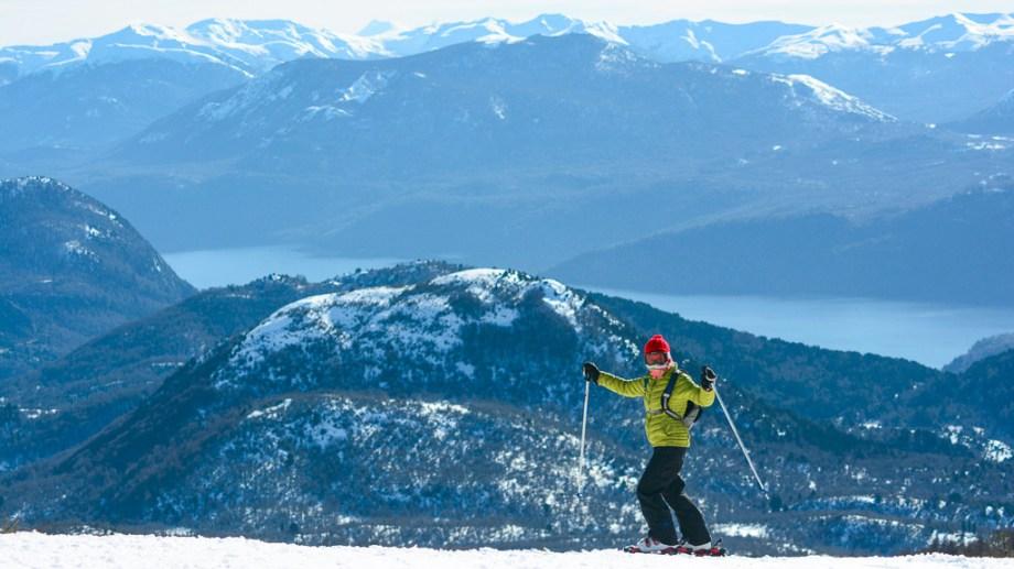 El curso de residentes será este sábado y domingo en el  centro de esquí de San Martín de los Andes.