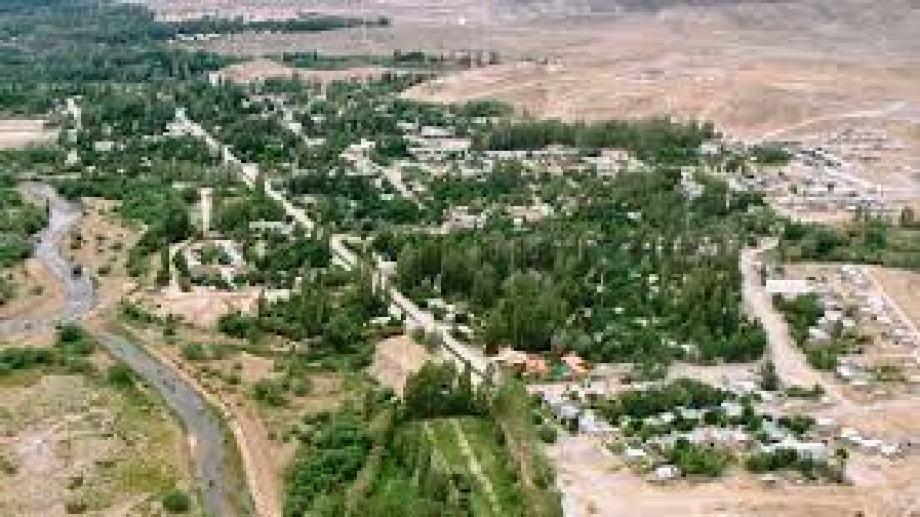 La localidad de Mariano Moreno. Foto: Archivo