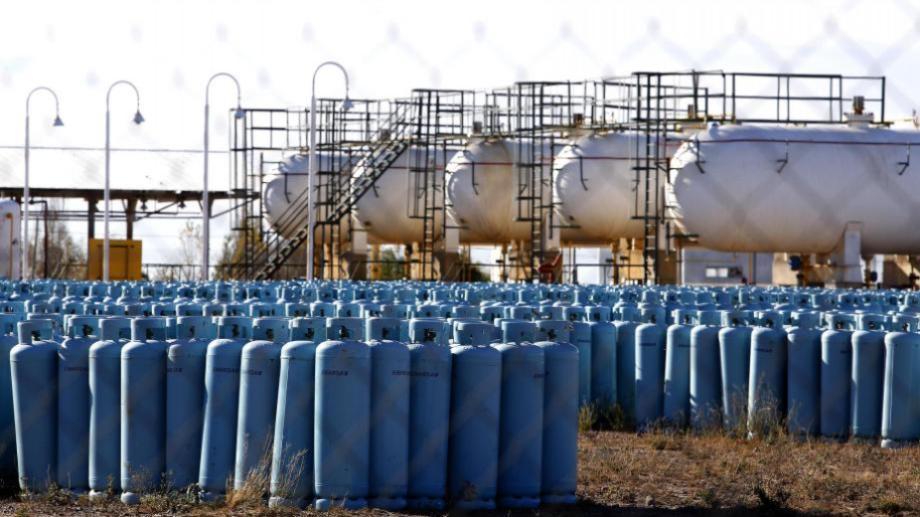 Los compradores de cilindros de gas tienen que pagar hoy 3.400 pesos. Foto: archivo
