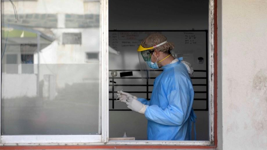 Bariloche registró hoy 121 nuevos casos.