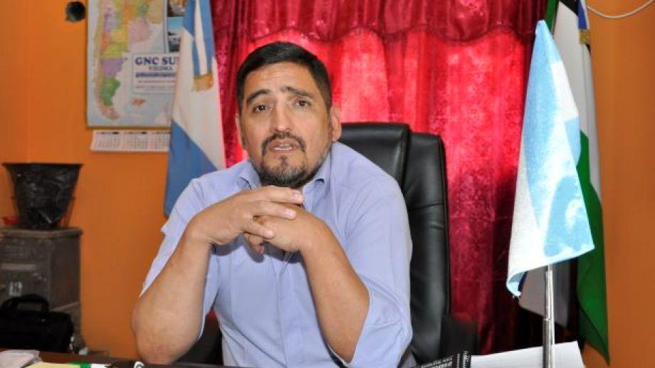 """Quiteros: """"es un golpe muy fuerte para el Estado Municipal de Ramos Mexía"""". (Foto: José Mellado)"""