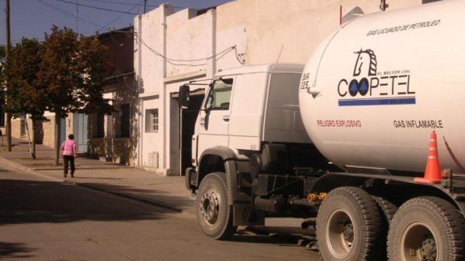 Coopetel administra y abastece las plantas de gas de la Región Sur. (Foto: José Mellado)