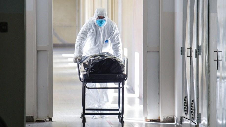 La mayoría tenía patologías previas, según informaron fuentes del hospital (foto: Juan Thomes)
