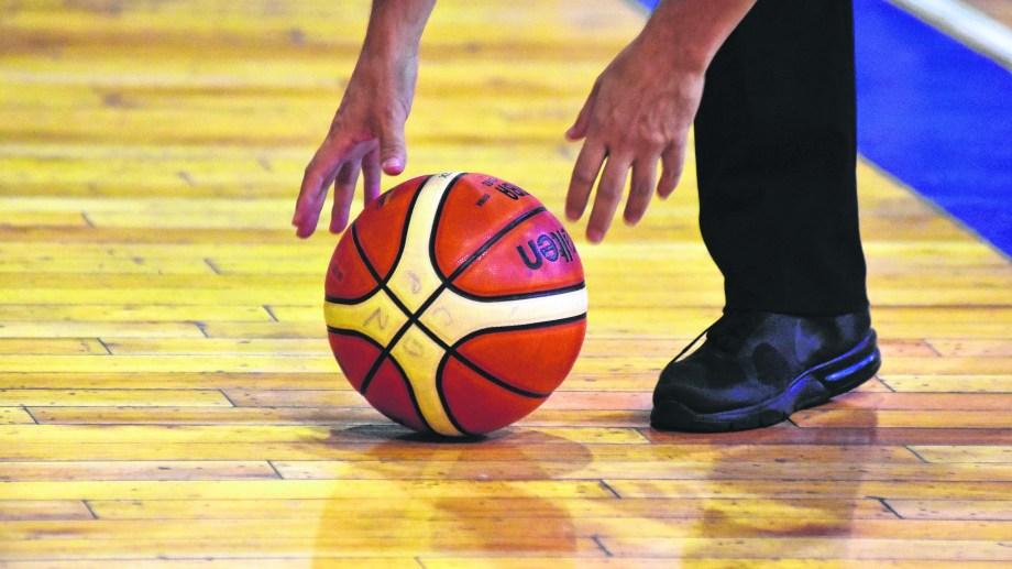 El básquet esta parado desde marzo pero la Federación de Río Negro tiene más trabajo que nunca.