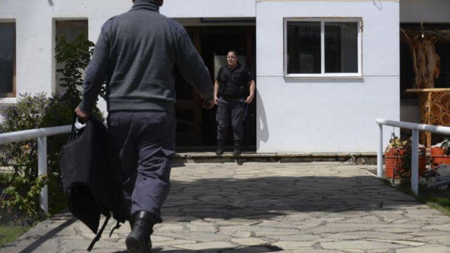 Fabio Bonefoy cumple una condena en el Penal 3 de Bariloche. Foto: archivo