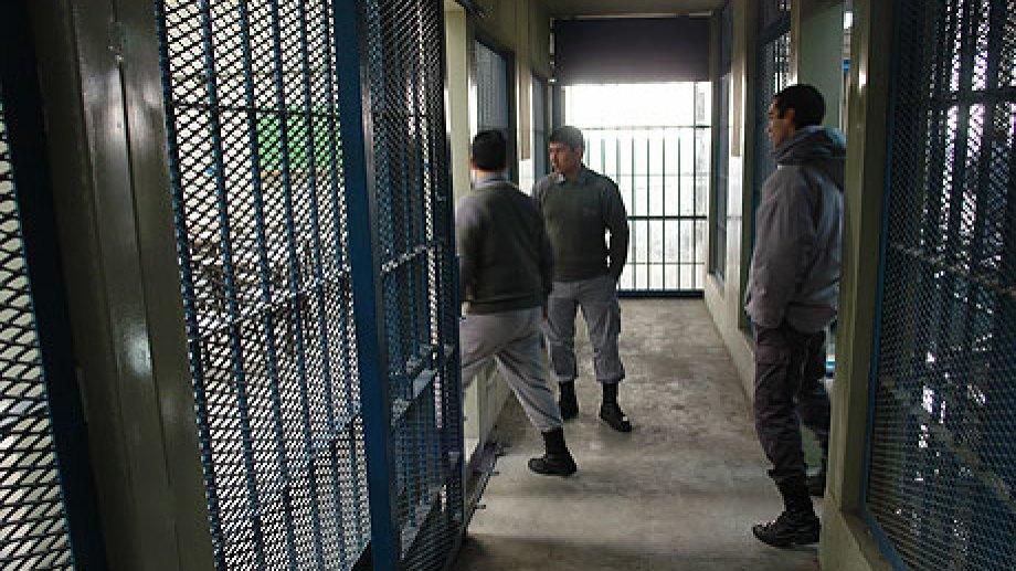 Un incidente ocurrido anoche generó tensión en el Penal 2, de Roca. (foto: archivo)
