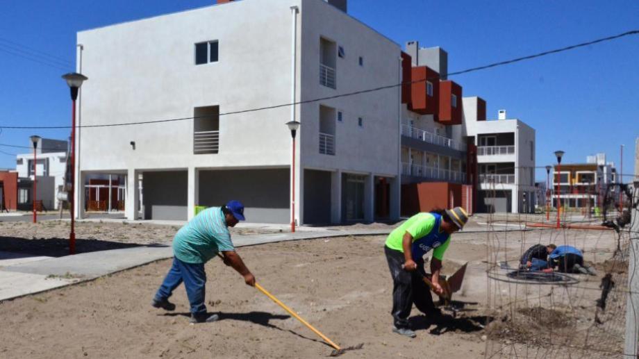 El plan Procrear 2020 busca garantizar el acceso a la vivienda y dinamizar el sector de la construcción. Foto archivo.