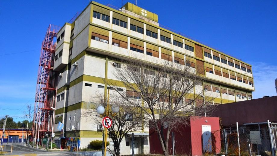 El vecino de 78 años murió anoche en el hospital de Villa Regina. (foto: archivo)