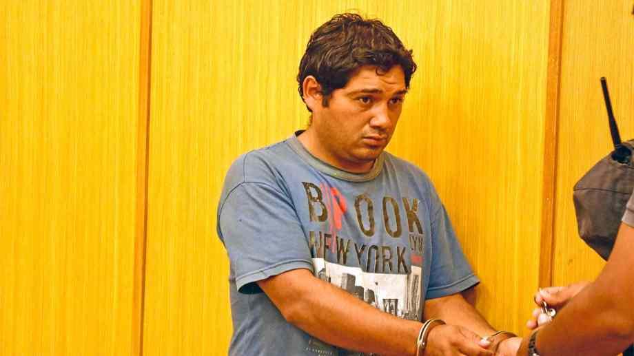 El padrastro de Sofía fue declarado culpable por el tribunal de Roca. (foto: gentileza)